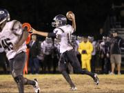 Football: Heritage vs. Wakefield (Nov. 1, 2013)