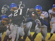 Football: Garner vs. Southeast Raleigh (Nov. 1, 2013)