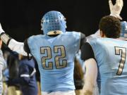 Football: Panther Creek vs Green Hope (Nov. 8, 2013)