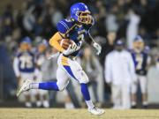 Football: Holly Springs vs. Garner (Nov. 15, 2013)