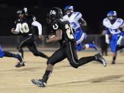Football: East Bladen vs. Clinton (Nov. 15, 2013)