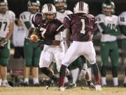 Football: Green Hope vs. Wakefield (Nov. 15, 2013)