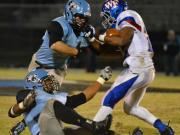 Football: Wake Forest vs. Panther Creek (Nov. 15, 2013)