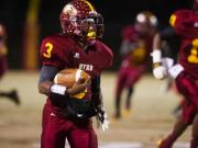 Football: Western Harnett vs. Douglas Byrd (Nov. 15, 2013)