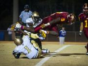 Football: Fike vs. Douglas Byrd (Nov. 22, 2013)
