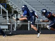 Millbrook hosts Thanksgiving Day practice (Nov. 28, 2013)