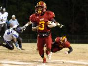 Football: Hunt vs. Douglas Byrd (Nov. 29, 2013)