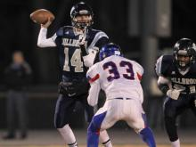 Football: Wake Forest vs. Millbrook (Nov. 29, 2013)