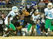 Football: J.H. Rose vs. Scotland County (Dec. 6, 2013)