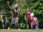 7-on-7: Middle Creek hosts Gibbons, Green Hope, Millbrook & Wakefield (June 17, 2014)