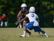 7-on-7: Athens Drive, Granville Central, Jordan & Wakefield travel to Middle Creek (June 19, 2014)