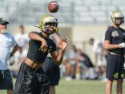 7-on-7: Holly Springs hosts Fuquay-Varina, Garner & Northwood (June 26, 2014)