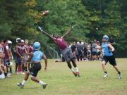 7-on-7: Middle Creek, Panther Creek, Wakefield, Jordan & Granville Central (July 10, 2014)