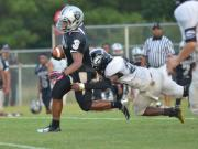 Football: Granville Central hosts Tar Heel Rumble Jamboree (Aug. 15, 2014)