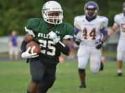 Football: Jack Britt vs. Southeast Raleigh (Aug. 22, 2014)