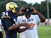 Football: Terry Sanford vs. E.E. Smith (Aug. 22, 2014)