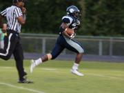 Football: Fuquay-Varina vs. Millbrook (Aug. 22, 2014)