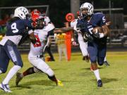 Football: New Bern vs. Hillside (Aug. 22, 2014)