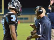 Football: Clayton vs. Cleveland (Aug. 22, 2014)