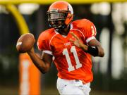 Football: Scotland County vs. South View (Aug. 22, 2014)