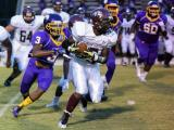 Nash Central vs. Tarboro (Aug. 22, 2014)