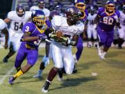 Football: Nash Central vs. Tarboro (Aug. 22, 2014)