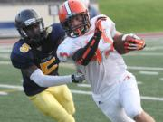 Football: Orange vs. Northern Durham (Aug. 29, 2014)