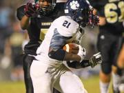 Football: Knightdale vs. Millbrook (Aug. 29, 2014)