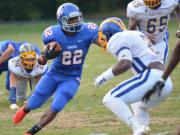 Football: East Wake vs. Wake Forest (Aug. 29, 2014)