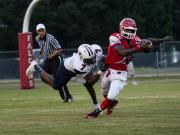 Football: Seventy-First vs. Terry Sanford (Aug. 29, 2014)
