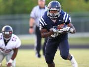 Football: Rolesville vs. Heritage (Aug. 29, 2014)