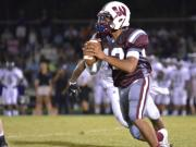 Football: Holly Springs vs. Wakefield (Aug. 29, 2014)