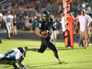 Football: West Johnston vs. Cleveland (Sept. 5, 2014)