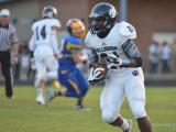 Football: Millbrook vs East Wake (Sept. 5, 2014)