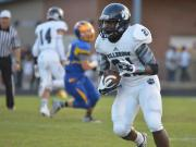 Football: Millbrook vs. East Wake (Sept. 5, 2014)