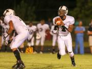 Football: Knightdale vs. Heritage (Sept. 5, 2014)