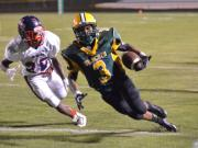 Football: Southern Nash vs. Bunn (Sept. 5, 2014)
