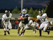 Football: Marlboro County (SC) vs. Scotland County (Sept. 5, 2014)