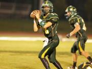 Football: Cardinal Gibbons vs. Ravenscroft (Sept. 5, 2014)