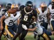 Football: Cape Fear vs. Gray's Creek (Sept. 5, 2014)