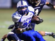 Football: Clayton vs. Smithfield-Selma (Sept. 12, 2014)