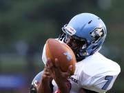 Football: Panther Creek vs. Jordan (Sept. 12, 2014)