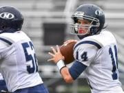 Football: Heritage vs. East Wake (Sept. 12, 2014)
