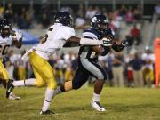 Football: Northern Durham vs. Millbrook (Sept. 12, 2014)