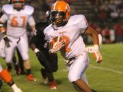 Football: Orange vs. Graham (Sept. 12, 2014)