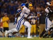 Football: East Wake vs. Garner (Sept. 26, 2014)