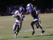 Football: Athens Drive vs. Panther Creek (Sept. 26, 2014)