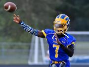 Football: Rolesville vs. East Wake (Oct. 3, 2014)