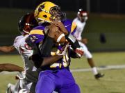 Football: Franklinton vs. Corinth Holders (Oct. 3, 2014)