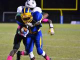 Football: East Wake vs Southeast Raleigh (Oct. 10, 2014)